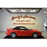 1999 Chevrolet Camaro Z28 Convertible for sale 101527768