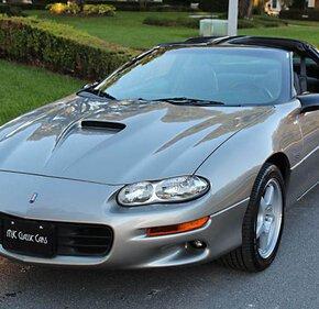 1999 Chevrolet Camaro Z28 Coupe for sale 101048740