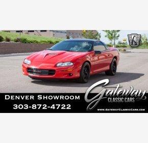 1999 Chevrolet Camaro Z28 Coupe for sale 101151290