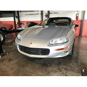 1999 Chevrolet Camaro Z28 Coupe for sale 101322153