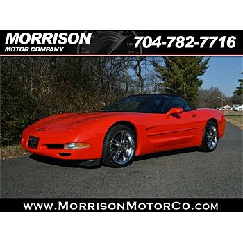 1999 Chevrolet Corvette Convertible for sale 100942764