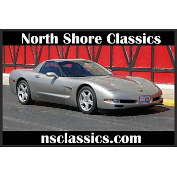 1999 Chevrolet Corvette Coupe for sale 101117686