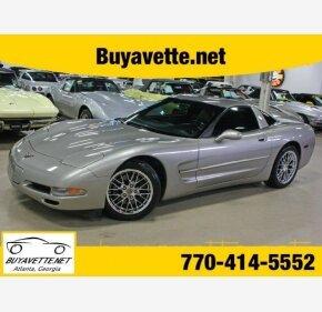 1999 Chevrolet Corvette Coupe for sale 100872871