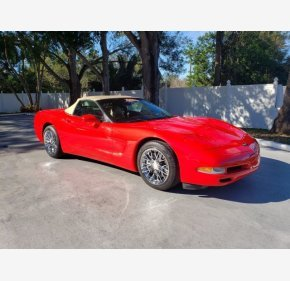 1999 Chevrolet Corvette Convertible for sale 101098311