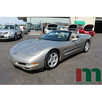 1999 Chevrolet Corvette Convertible for sale 101151245