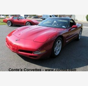 1999 Chevrolet Corvette Coupe for sale 101212861