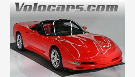 1999 Chevrolet Corvette Convertible for sale 101282526