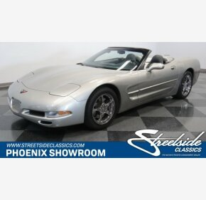 1999 Chevrolet Corvette Convertible for sale 101292191