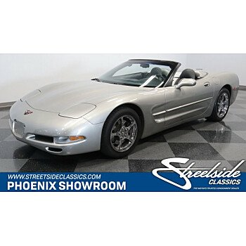 1999 Chevrolet Corvette Convertible for sale 101292191