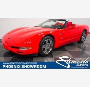 1999 Chevrolet Corvette Convertible for sale 101455150