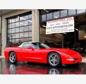 1999 Chevrolet Corvette for sale 101474690