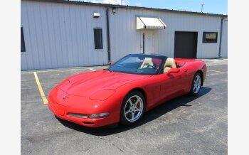 1999 Chevrolet Corvette Convertible for sale 101510130