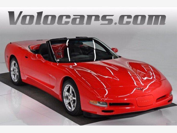 1999 Chevrolet Corvette Convertible for sale 101512759