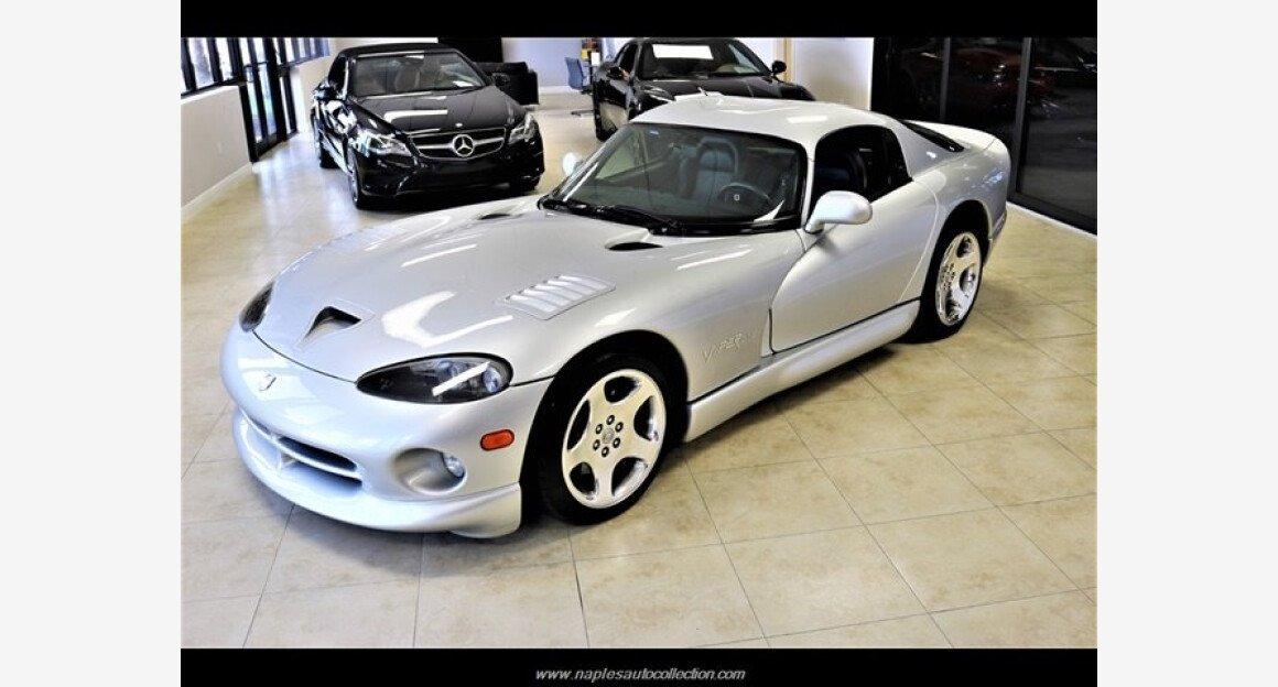 1999 Dodge Viper GTS Coupe for sale 101021565