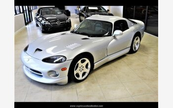 1999 Dodge Viper GTS Coupe for sale 101021565