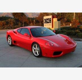 1999 Ferrari 360 Modena for sale 101395712