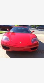 1999 Ferrari 360 for sale 101264154