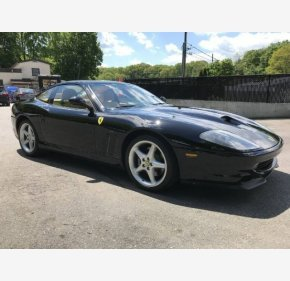 1999 Ferrari 550 Maranello for sale 101210170