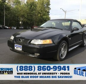 1999 Ford Mustang GT Convertible for sale 101019243