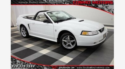 1999 Ford Mustang GT Convertible for sale 101060225