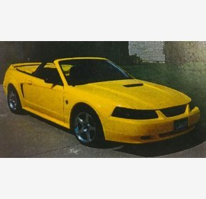 1999 Ford Mustang for sale 101060545