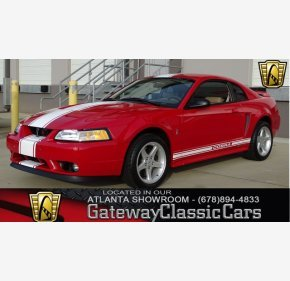 1999 Ford Mustang Cobra Coupe for sale 101095522