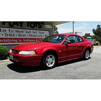 1999 Ford Mustang Coupe for sale 101150627