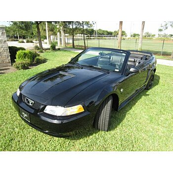 1999 Ford Mustang GT Convertible for sale 101156602