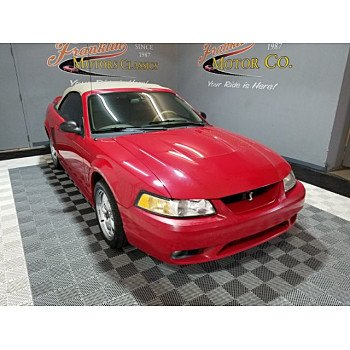 1999 Ford Mustang Cobra Convertible for sale 101182238