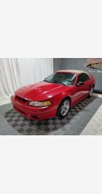 1999 Ford Mustang Cobra Convertible for sale 101224656