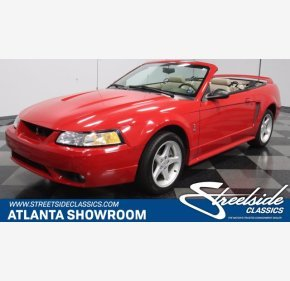 1999 Ford Mustang for sale 101345431