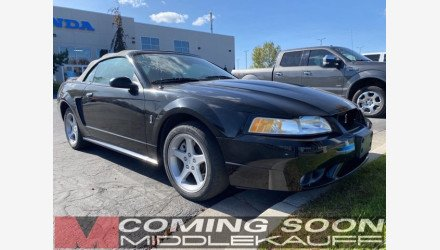 1999 Ford Mustang for sale 101394002