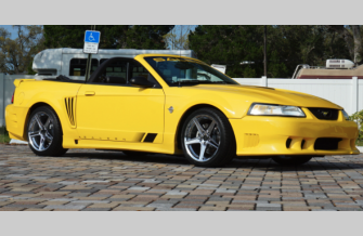 1999 Ford Mustang GT Convertible for sale 101487042