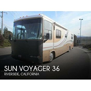 1999 Gulf Stream Sun Voyager for sale 300186722