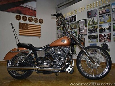 1999 Harley-Davidson Dyna for sale 200590692