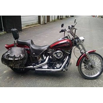 1999 Harley-Davidson Softail for sale 200516641
