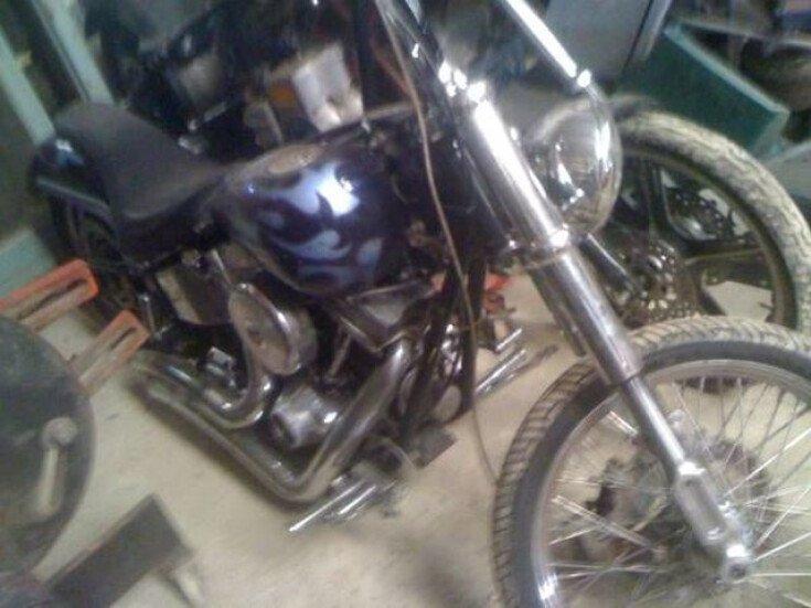 1999 Harley-Davidson Softail for sale 201148183