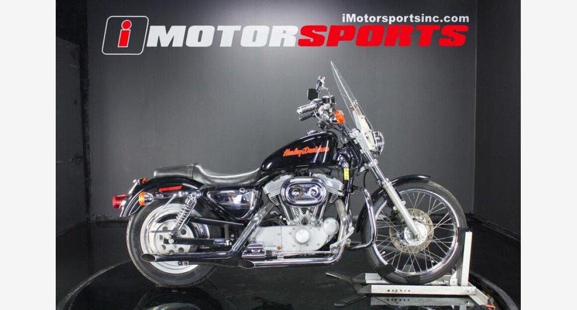 1999 Harley-Davidson Sportster 883 Custom for sale 200642449