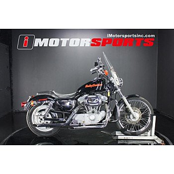 1999 Harley-Davidson Sportster 883 Custom for sale 200675353