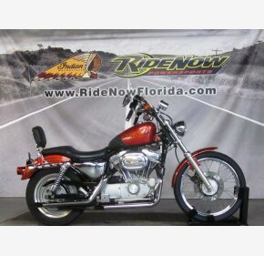 1999 Harley Davidson Sportster Motorcycles For Sale