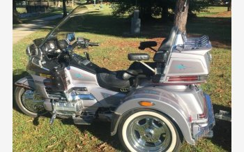 1999 Honda Gold Wing for sale 200507588