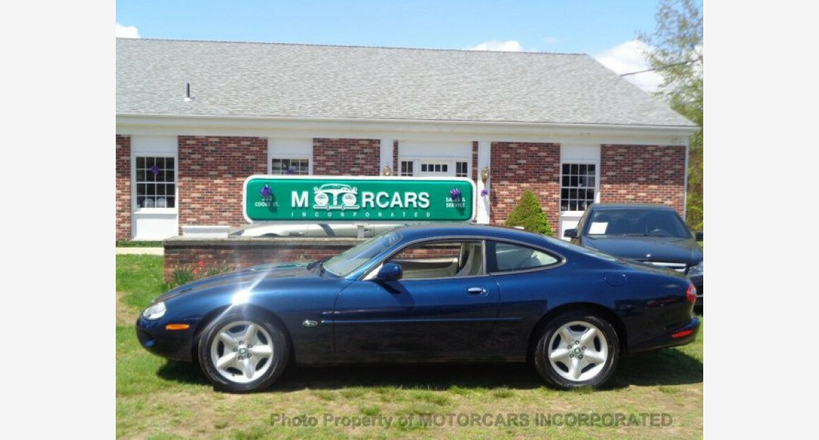 1999 Jaguar XK8 Coupe for sale 100985489