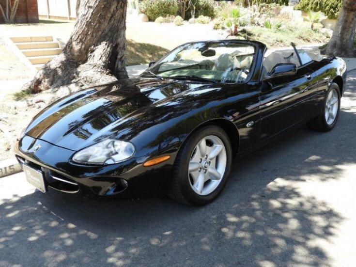 1999 Jaguar XK8 Convertible for sale near Los Angeles