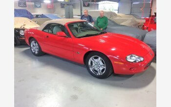 1999 Jaguar XK8 Convertible for sale 101049707