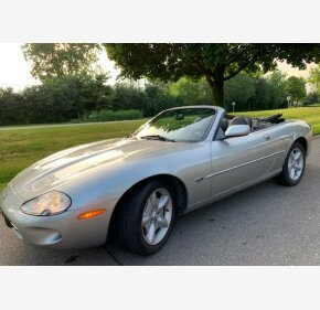 1999 Jaguar XK8 Convertible for sale 101184362