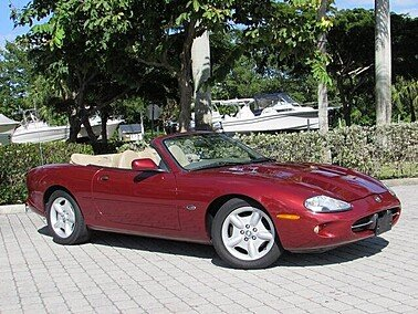 1999 Jaguar XK8 for sale 101394235