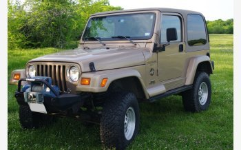 1999 Jeep Wrangler 4WD Sahara for sale 101507455