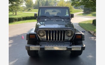 1999 Jeep Wrangler 4WD Sport for sale 101603773