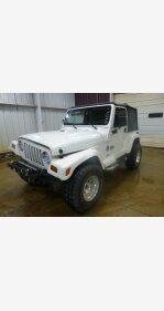 1999 Jeep Wrangler 4WD Sahara for sale 101149512