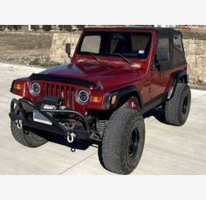 1999 Jeep Wrangler for sale 101260027